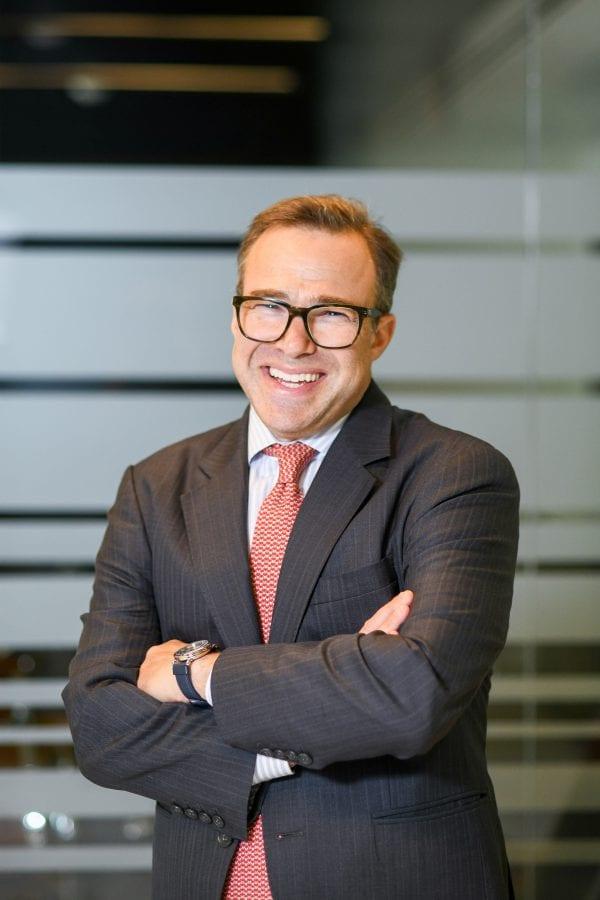 Headshot for Andrew Rosenberg, CEO and Founder of Responsum Health