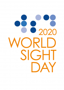Logo for World Sight Day 2020 from IAPB