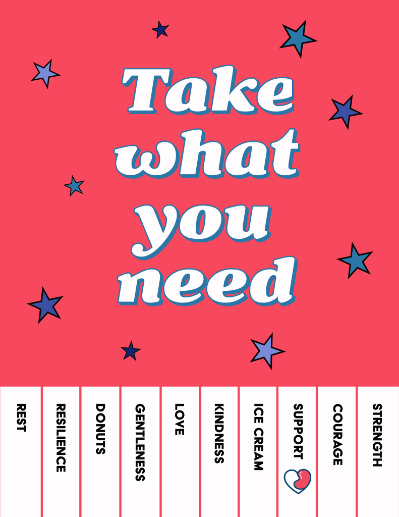 Poster by the IgAN Foundation about information, support, and resources for patients