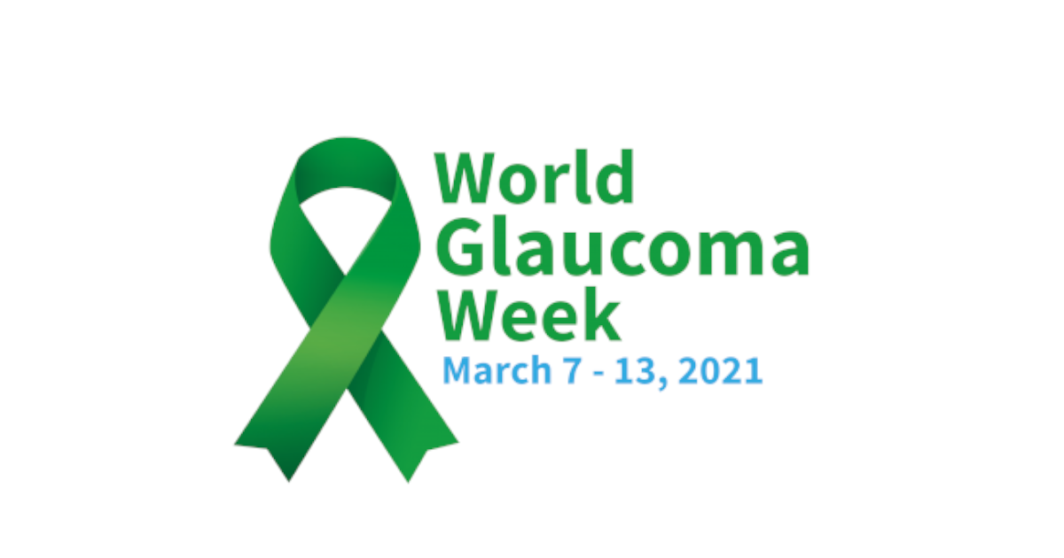 How To Help Raise Awareness During World Glaucoma Week 2021
