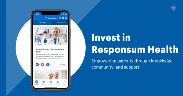 Responsum Health Launches 2021 Republic Fundraising Campaign