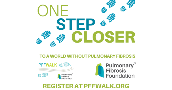 Take A Walk: Get Moving and Show Your Support during National PFF Walk Day