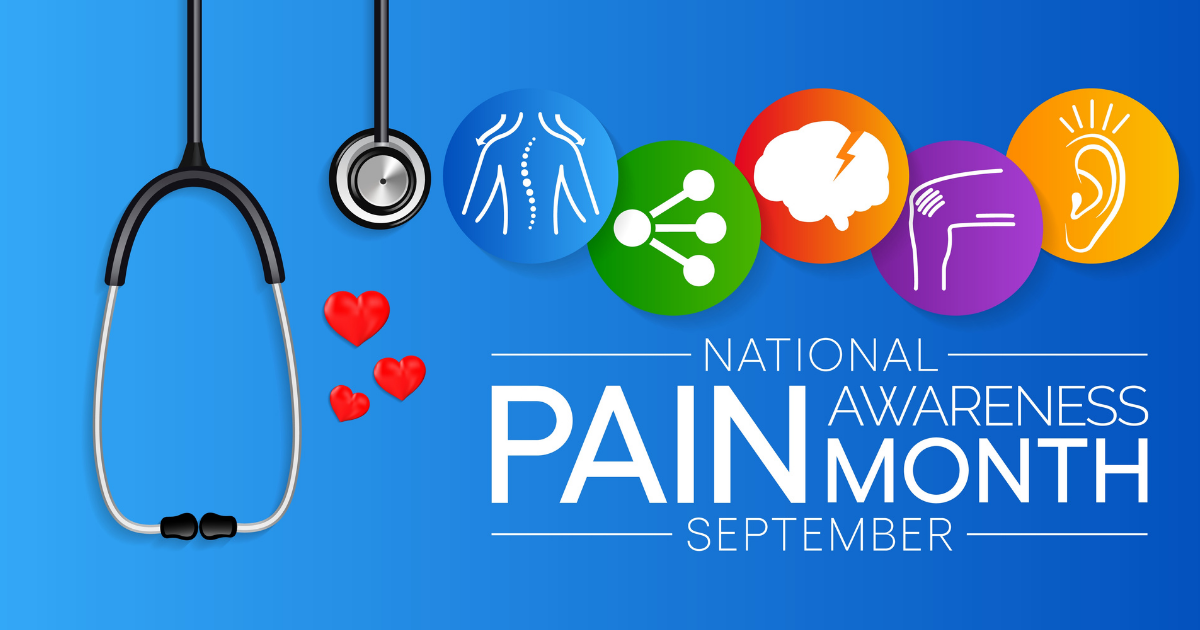 Get Involved and Show Your Support during Pain Awareness Month 2021